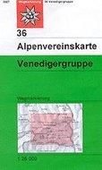 Wandelkaarten Oostenrijk