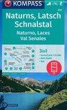 Kompass - WK 051 Naturns - Latsch - Schnalstal_