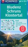 Kompass - WK 32 Bludenz - Schruns - Klostertal -_