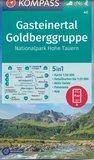 Kompass - WK 40 Gasteinertal - Goldberggruppe_