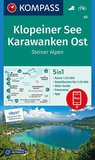 Kompass - WK 65 Klopeiner See - Karawanken Ost_
