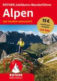Rother Jubiläums-Wanderführer - Alpen_