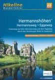 Hikeline - Hermannshöhen - Hermannsweg + Eggeweg_