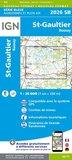 IGN - 2026SB Saint-Gaultier - Rosnay_