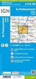 IGN - 2126SB Le Poinconnet - Velles - Luant_