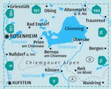 Kompass - WK 10 Chiemsee - Chiemgauer Alpen_