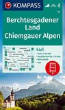 Kompass - WK 14 Berchtesgadener Land - Chiemgauer Alpen_