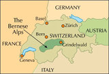 Cicerone - The Bernese Oberland_