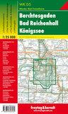 F&B - WKD 5 Berchtesgadener Land-Bechtesgaden-Bad Reichenhall-Königssee_