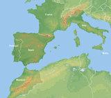 Rock Climbing Atlas South Western Europe & Morocco_