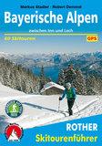 Rother - Skitourenführer Bayerische Alpen_
