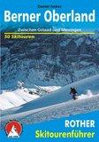 Rother - Skitourenführer Berner Oberland_