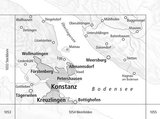 Swisstopo - 1034 Kreuzlingen_