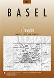 Swisstopo - 1047 Basel_