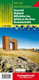 F&B - WK 221 Liesertal-Maltatal-Millstätter See-Spittal an der Drau-Nockalmstraße_