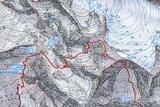 OeAV - Alpenvereinskarte 31/1 Stubaier Alpen, Hochstubai (Weg)_