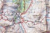 OeAV - Alpenvereinskarte 31/5 Innsbruck, Umgebung (Weg)_