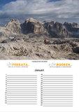 Dolomiten verjaardagskalender_