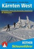Rother - Skitourenführer Kärnten West_