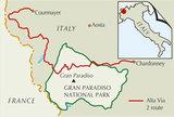 Cicerone - Gran Paradiso_