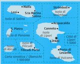 Kompass - WK 693 Liparische Inseln_