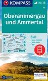 Kompass - WK 05 Oberammergau und Ammertal_