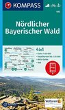 Kompass - WK 195 Nördlicher Bayerischer Wald_
