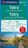 Kompass - WK 2100 Hohe Tatra_