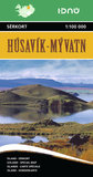 Ferdakort 4 - Husavik - Myvatn_