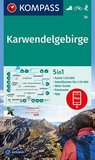 Kompass - WK 26 Karwendelgebirge_