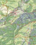 Tabacco - 071 Prealpi Gardesane - Tremalzo - Valle di Ledro - L. d'Idro_