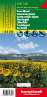F&B - WK 012 Hohe Wand-Schneebergland-Gutensteiner Alpen-Piestingtal-Lilienfeld-Triestingtal-Berndorf