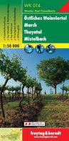 F&B - WK 014 Östliches Weinviertel - March - Thayatal - Mistelbach