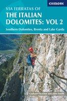 Cicerone - Via ferratas of the Italian Dolomites: Vol. 2