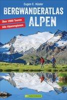 Bruckmann - Bergwanderatlas Alpen