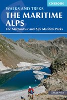 Cicerone - Walks and treks in the Maritime Alps