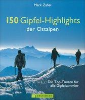 Bruckmann - 150 Gipfel-Highlights der Ostalpen