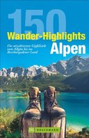 Bruckmann - 150 Wander-Highlights Alpen