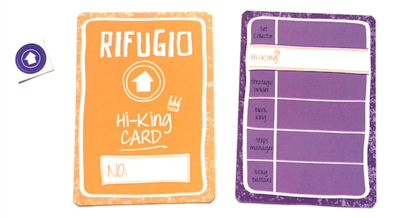 Rifugio toernooi-kit