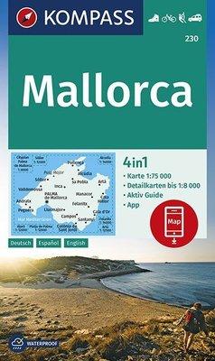 Kompass - WK 230 Mallorca