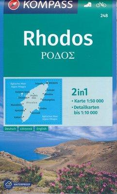 Kompass - WK 248 Rhodos