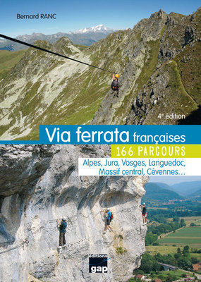 Editions GAP - Via ferrata francaises