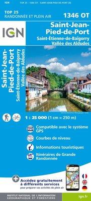 IGN - 1346OT St-Jean-Pied-de-Port