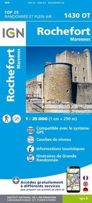 IGN - 1430OT Rochefort - Marennes