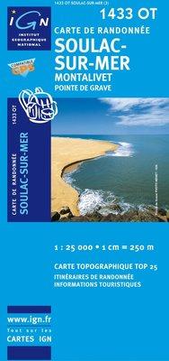 IGN - 1433OT Soulac-sur-Mer