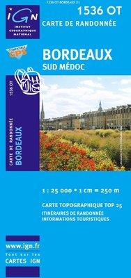 IGN - 1536OT Bordeaux - Sud Médoc