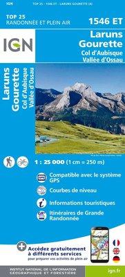IGN - 1546ET Laruns - Gourette