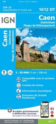 IGN - 1612OT Caen - Ouistreham