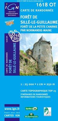 IGN - 1618OT Forêt de Sillé-le-Guillaume