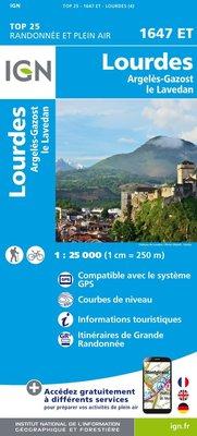 IGN - 1647ET Lourdes
